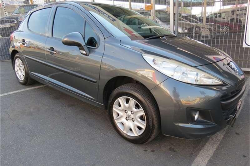 2010 Peugeot 207 1.4 Active