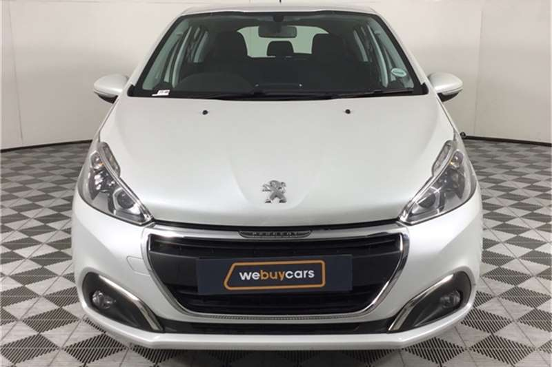 Used 2018 Peugeot 208 1.2 Active