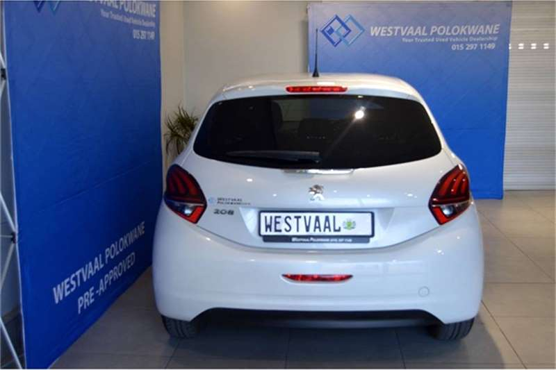 Used 2020 Peugeot 208 1.2 Active