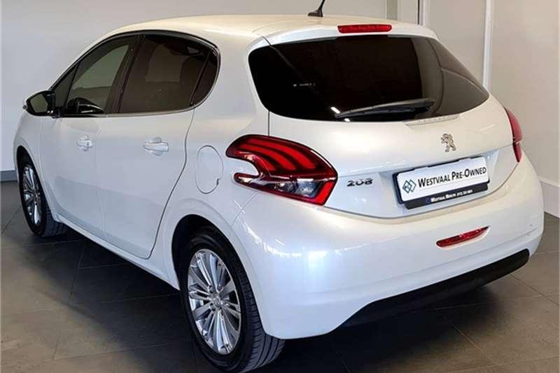 2021 Peugeot 208 208 1.2 Allure