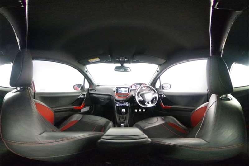 2013 Peugeot 208 208 3-door GTi
