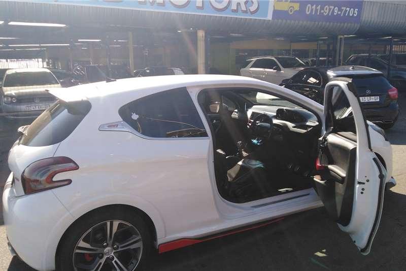 Used 2015 Peugeot 208 3 door GTi