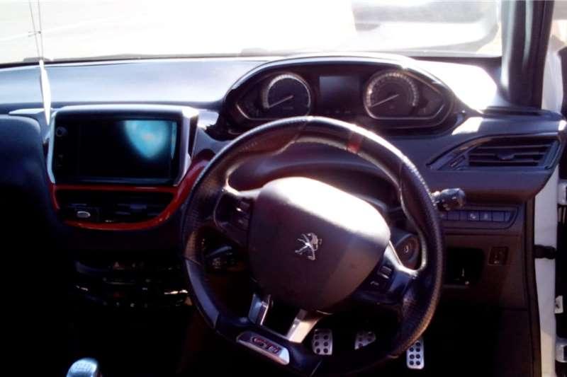 2015 Peugeot 208 208 3-door GTi