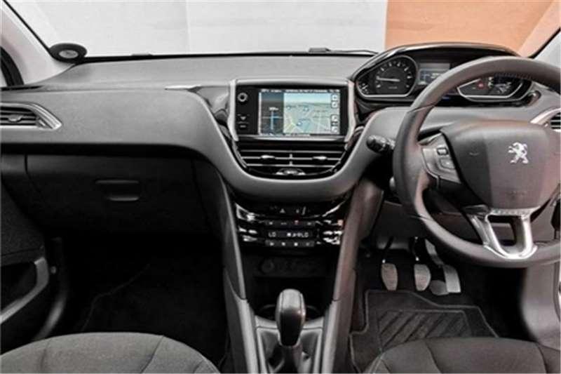 Peugeot 208 5 door 1.6 Allure 2013