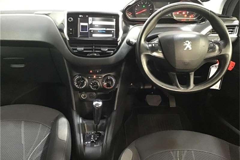 Peugeot 208 5 door 1.6 Allure auto 2014