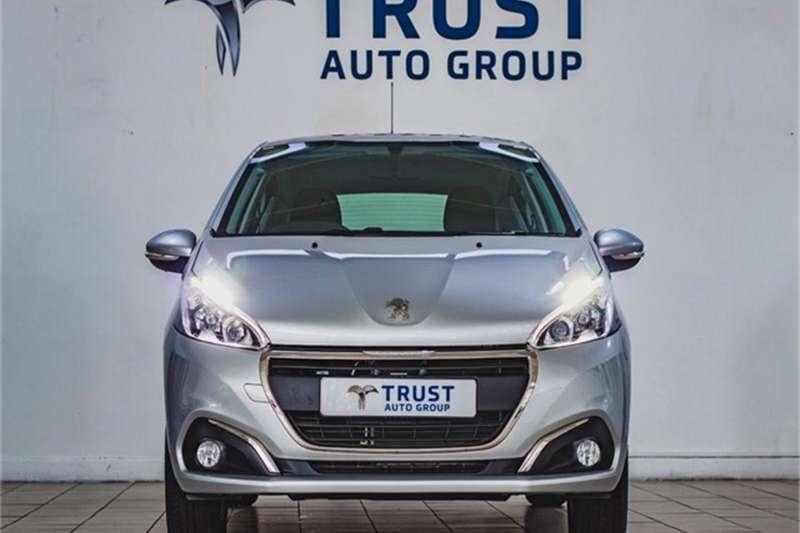 2019 Peugeot 208 1.2 Active