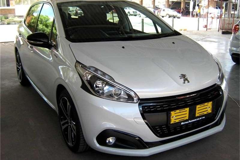 2020 Peugeot 208 1.2T GT Line auto