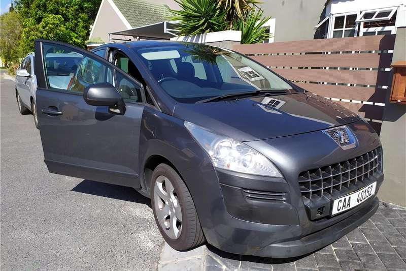 Peugeot 3008 1.6 Comfort 2010