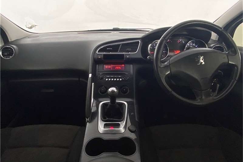 Used 2011 Peugeot 3008 1.6 Comfort