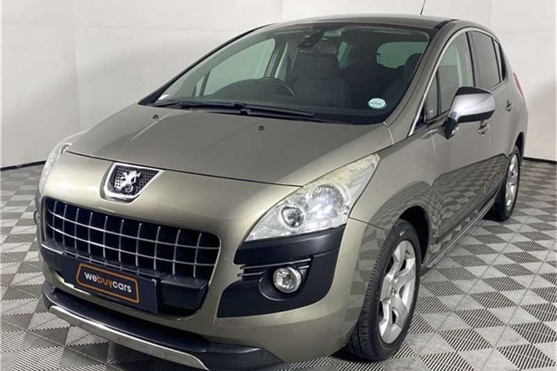 Used 2013 Peugeot 3008 1.6 Comfort