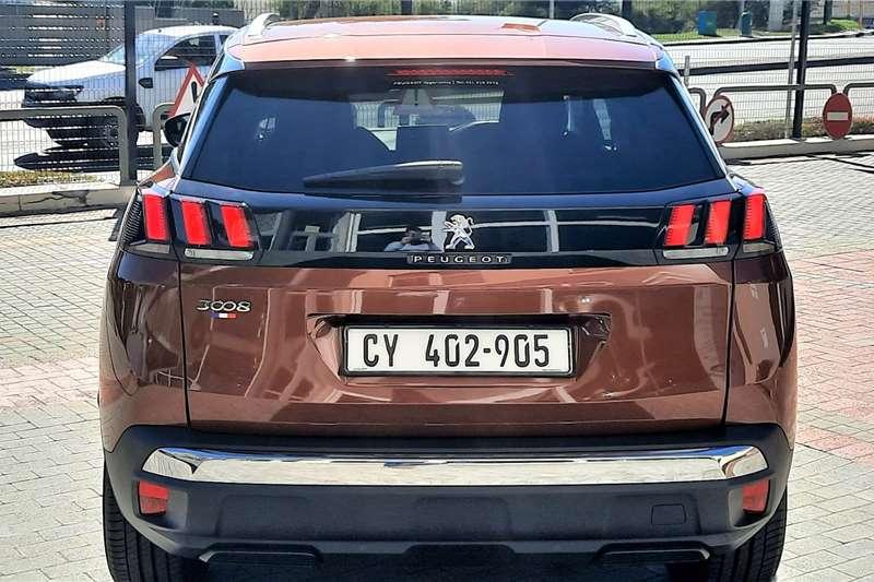 Demo 2021 Peugeot 3008 1.6 THP ALLURE A/T