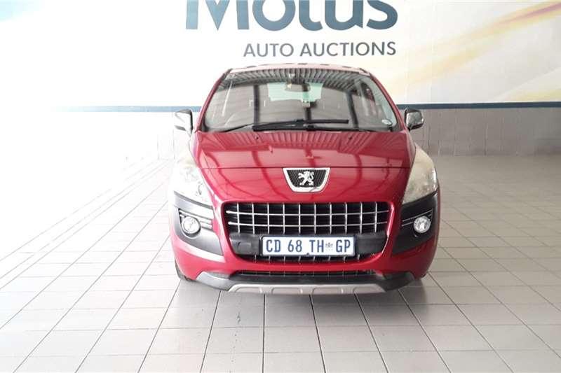 2011 Peugeot 3008