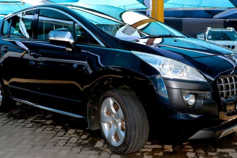 Peugeot 3008 1.6 VTI Comfort/Access 2011