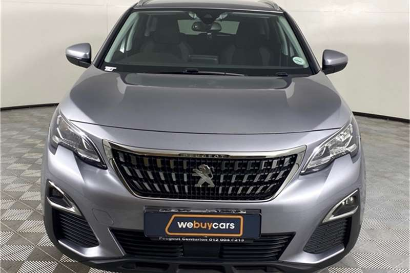 Used 2018 Peugeot 3008 1.6T Active