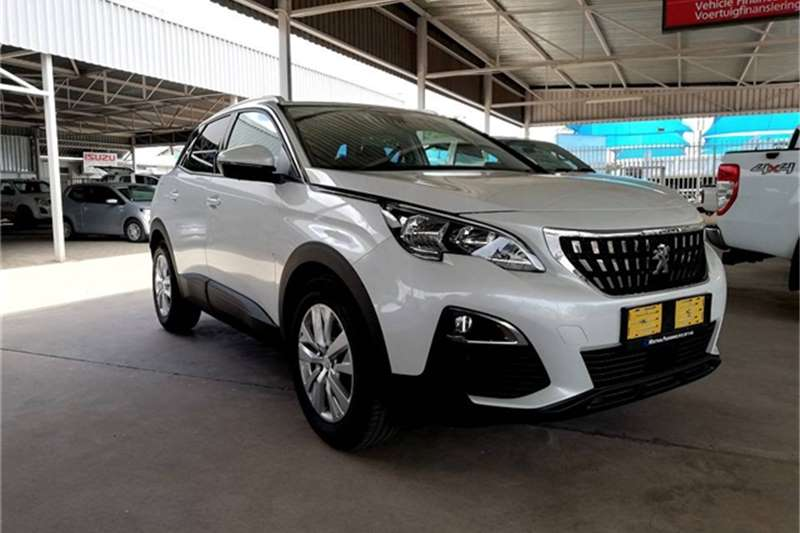 Peugeot 3008 1.6T Active 2020