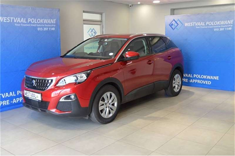 Used 2021 Peugeot 3008 1.6T Active