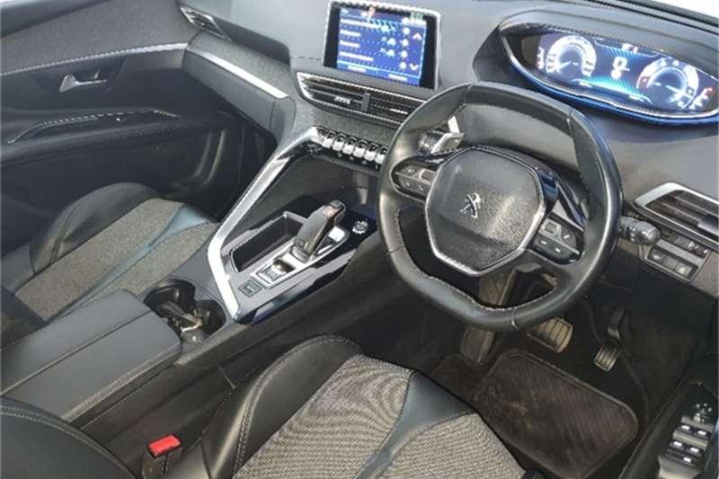 Peugeot 3008 1.6T Allure+ 2017