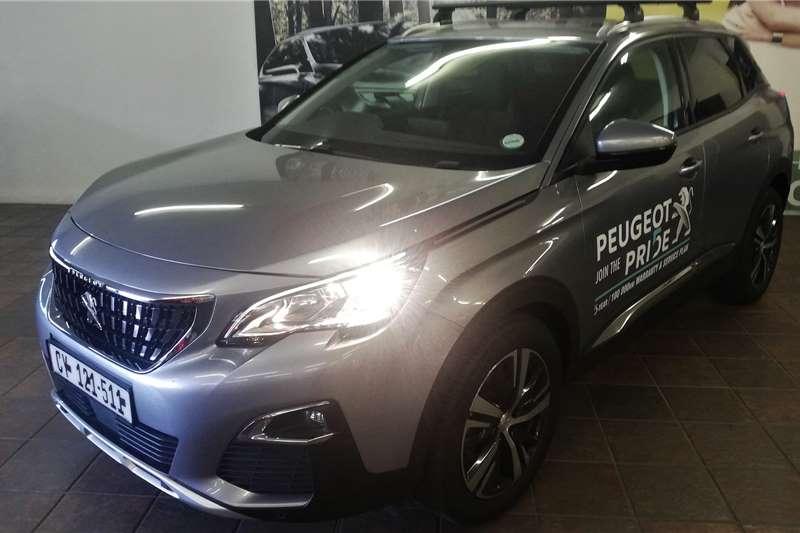 Peugeot 3008 1.6T Allure 2020