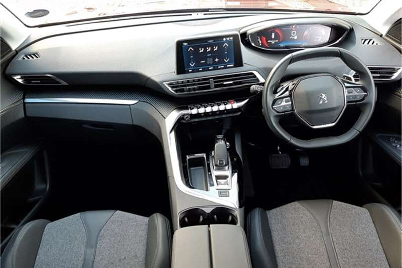 Used 2021 Peugeot 3008 1.6T Allure