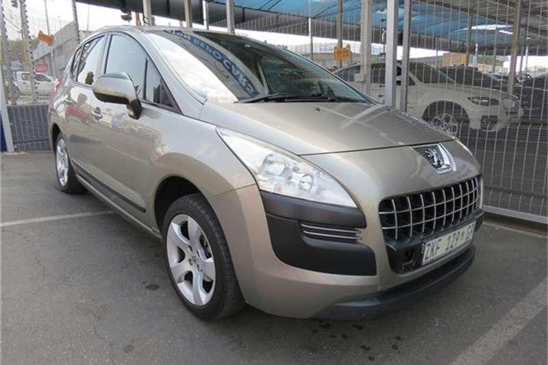 Peugeot 3008 1.6T Executive 2010
