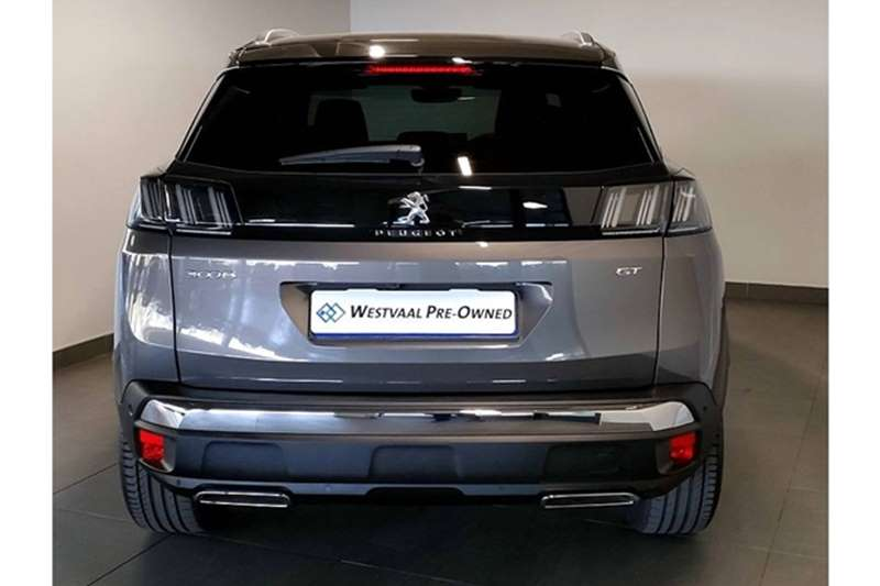 Used 2021 Peugeot 3008 1.6T GT A/T