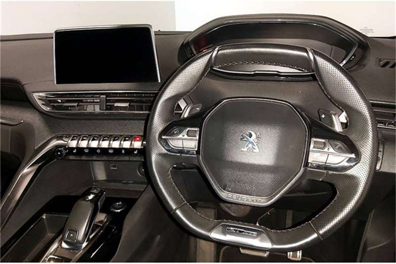Used 2018 Peugeot 3008 1.6T GT Line