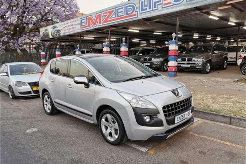 Peugeot 3008 1.6T Premium 2010
