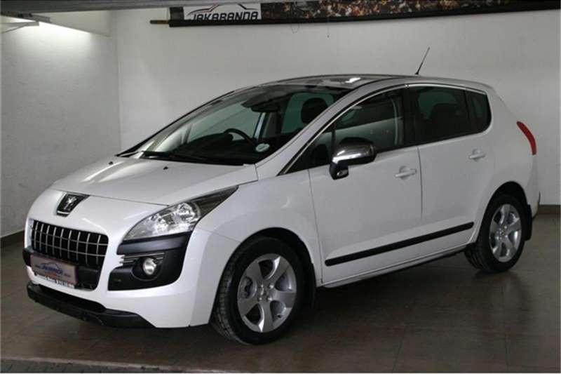 Peugeot 3008 1.6T Premium 2011