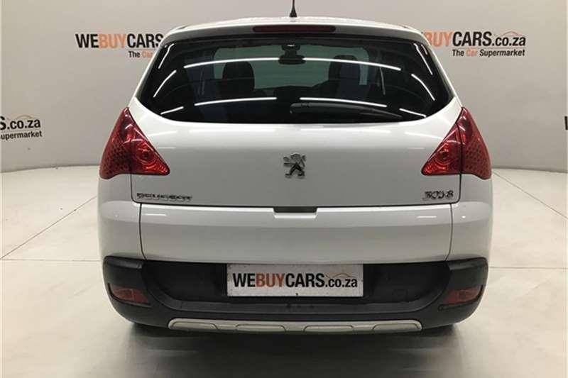 Peugeot 3008 1.6T Premium 2013