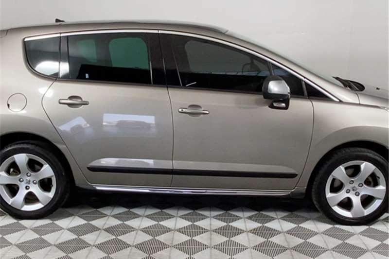 Used 2011 Peugeot 3008 1.6T Premium automatic