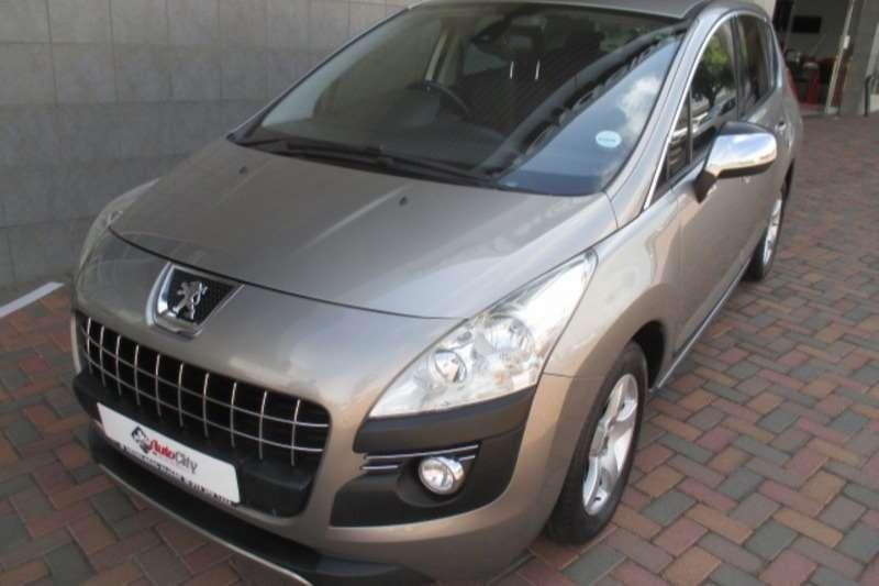 Peugeot 3008 1.6T Premium Grip Control 2010