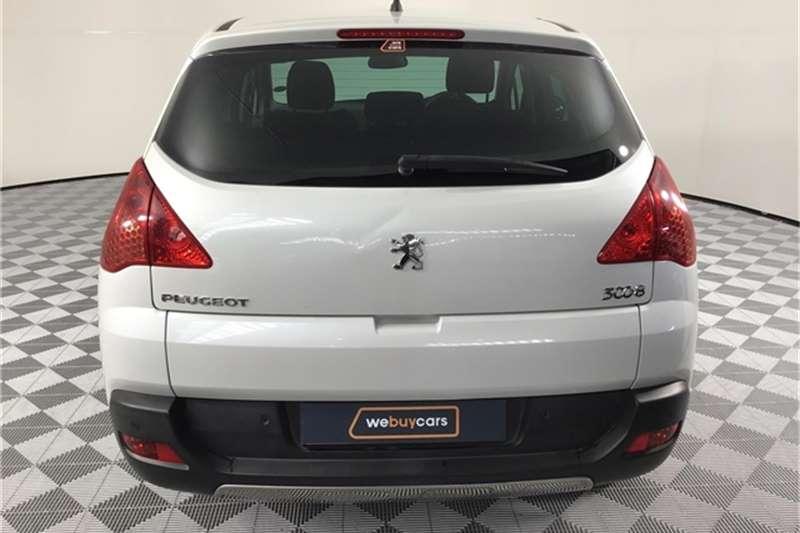Peugeot 3008 1.6T Premium Grip Control 2011