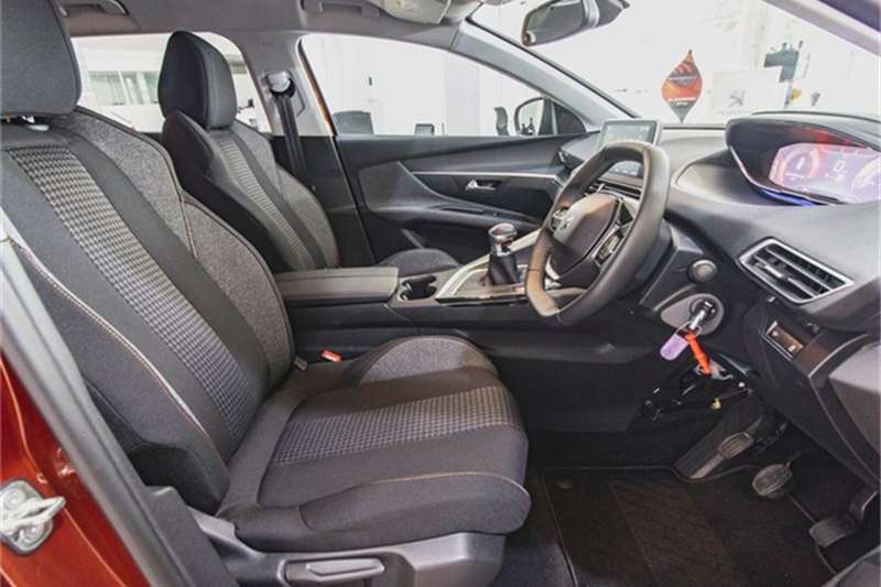Peugeot 3008 2.0 HDI ACTIVE 2019
