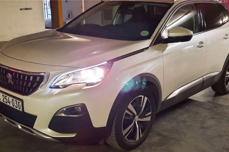Peugeot 3008 2.0 HDI ALLURE A/T 2018