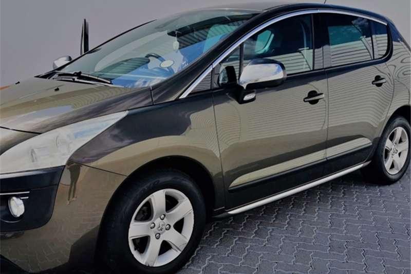 Peugeot 3008 2.0HDi Executive 2010