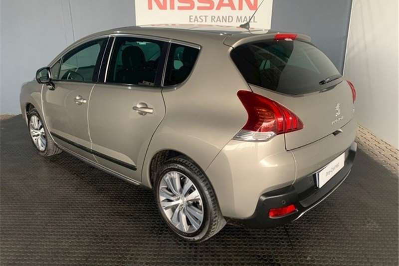 Used 2016 Peugeot 3008 2.0HDi Executive automatic