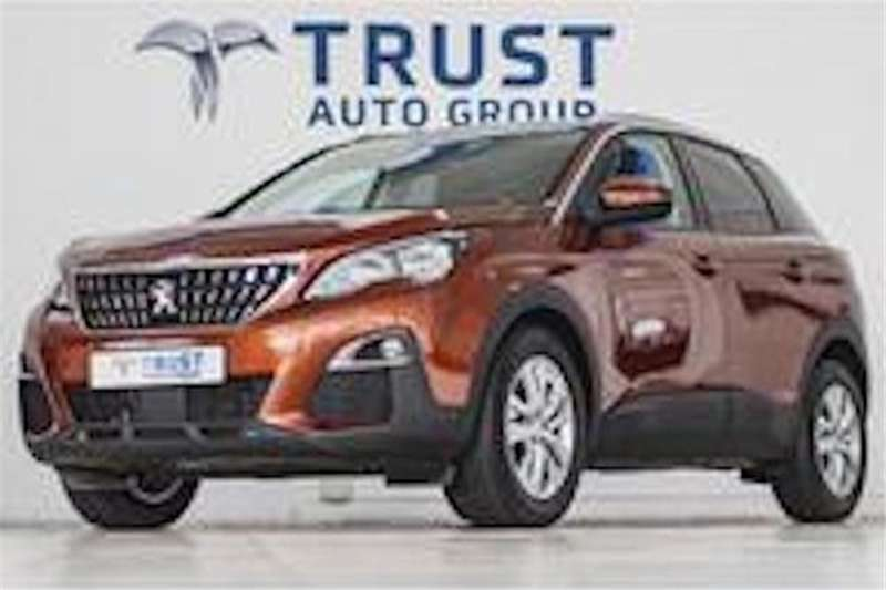 2019 Peugeot 3008 2.0 HDI ACTIVE