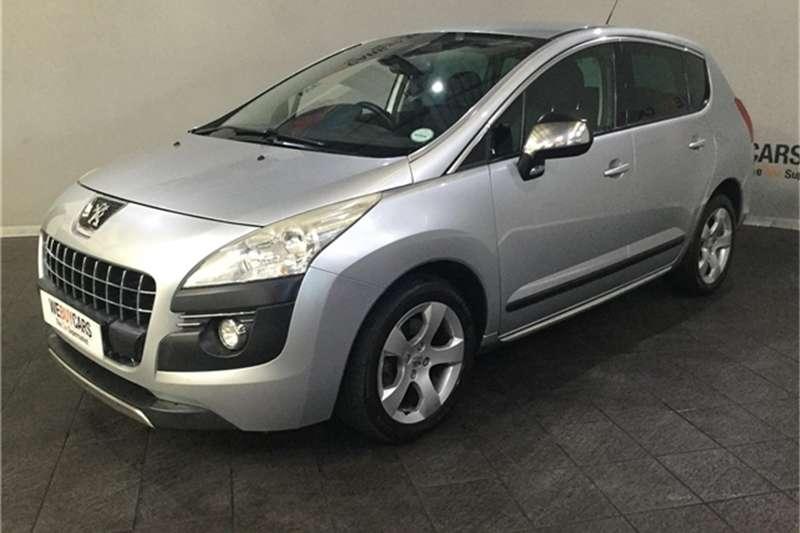 2011 Peugeot 3008 1.6T Premium