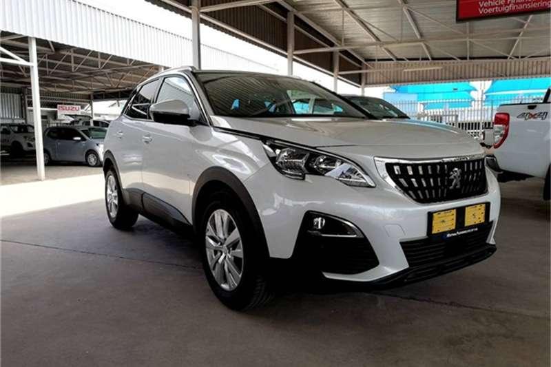 2019 Peugeot 3008 1.6T Active