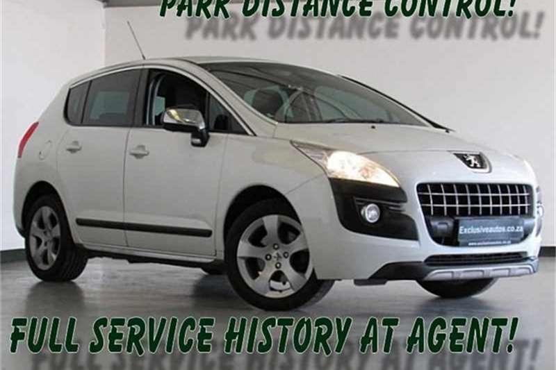 2012 Peugeot 3008 1.6T Premium