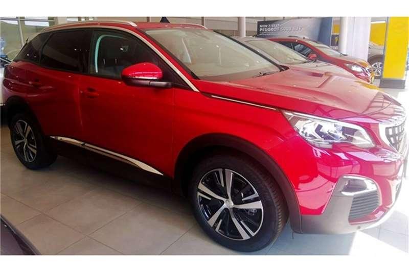 2020 Peugeot 3008 1.6T Allure