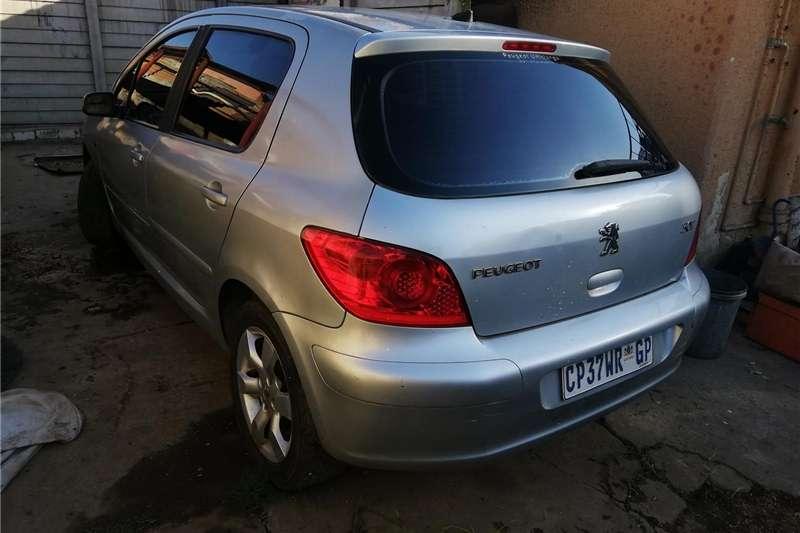 Peugeot 307 1.6 estate XR 2007