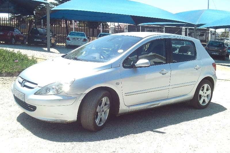 Peugeot 307 1.6 X Line tiptronic 2003