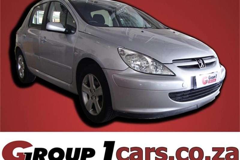 Peugeot 307 1.6 XR 2005