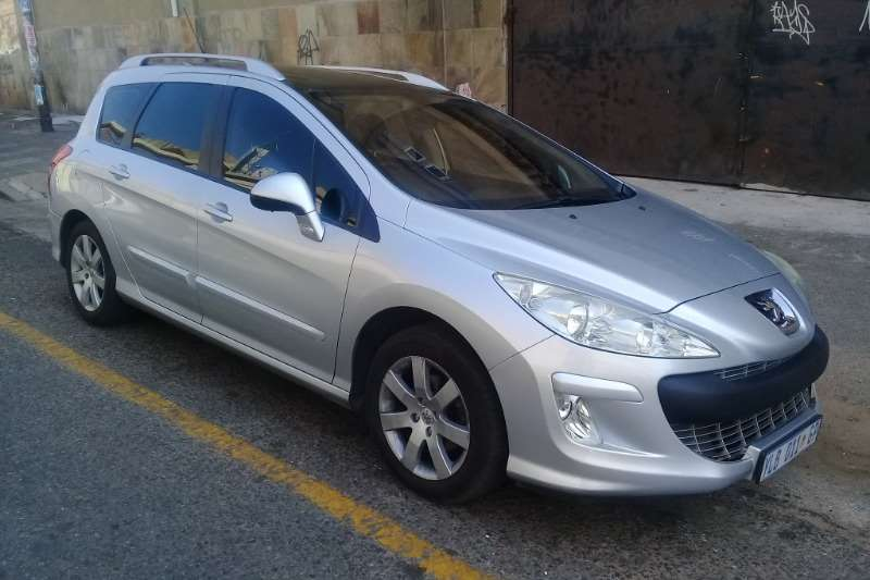 Peugeot 308 1.2T Active 2009