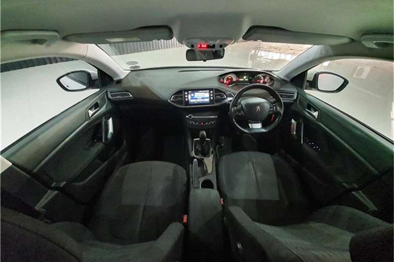 Used 2015 Peugeot 308 1.2T Active