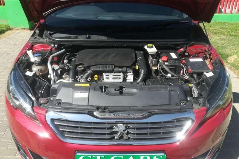 Used 2016 Peugeot 308 1.2T GT Line