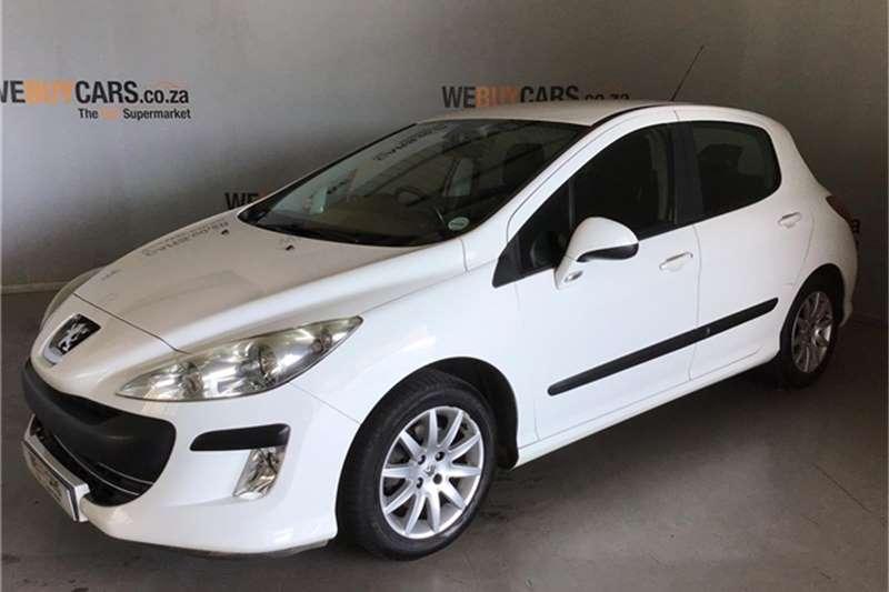 Peugeot 308 1.6 Comfort 2011