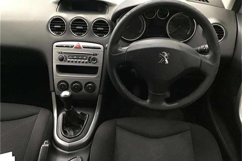 Peugeot 308 1.6 Comfort 2012