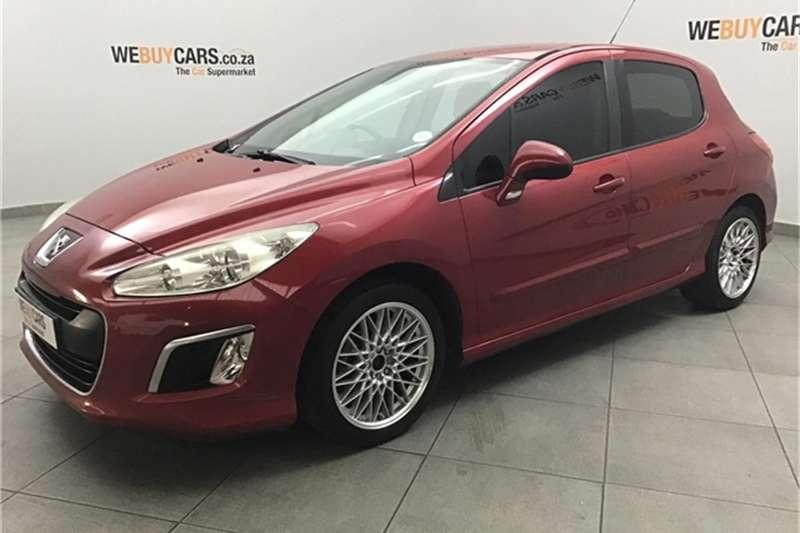Peugeot 308 1.6 Premium 2012